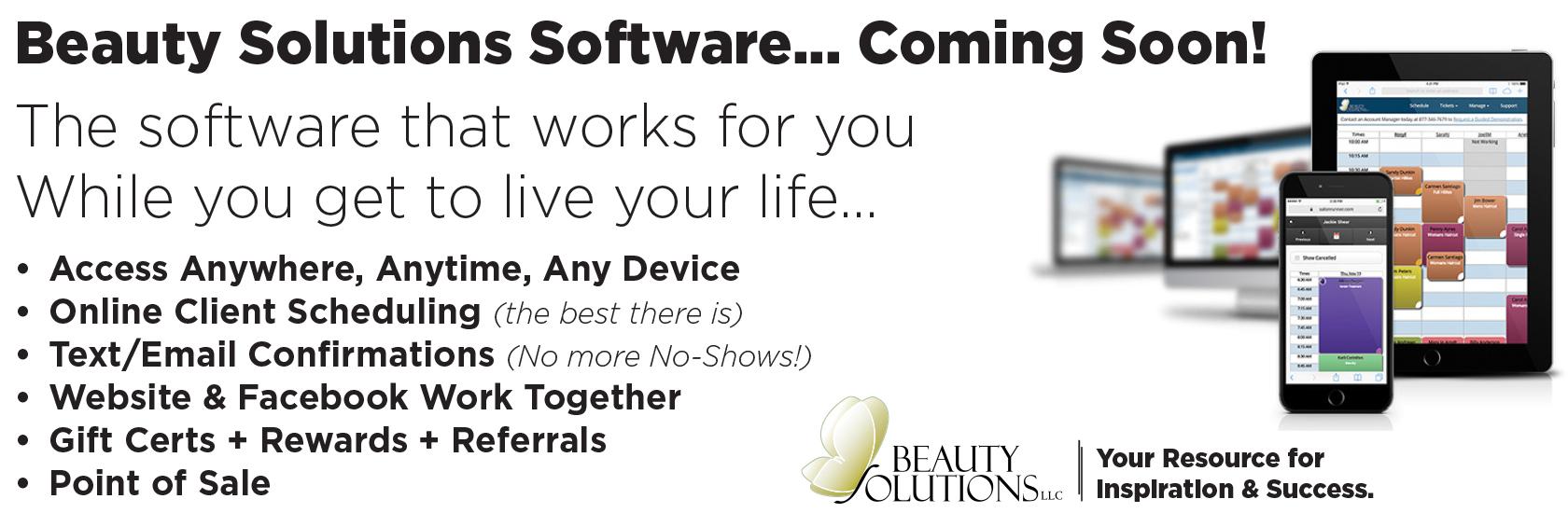 Software coming soon Slider v1